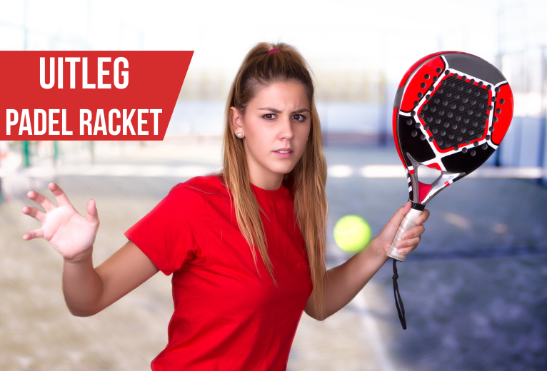 Hoe kies ik de juiste padel racket  04881b3099370